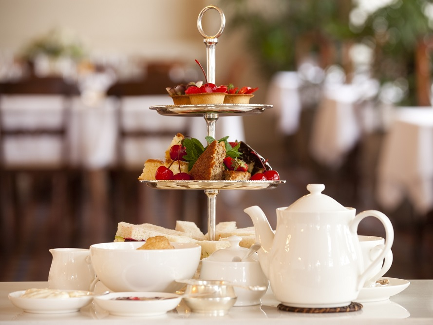 English Afternoon-Tea