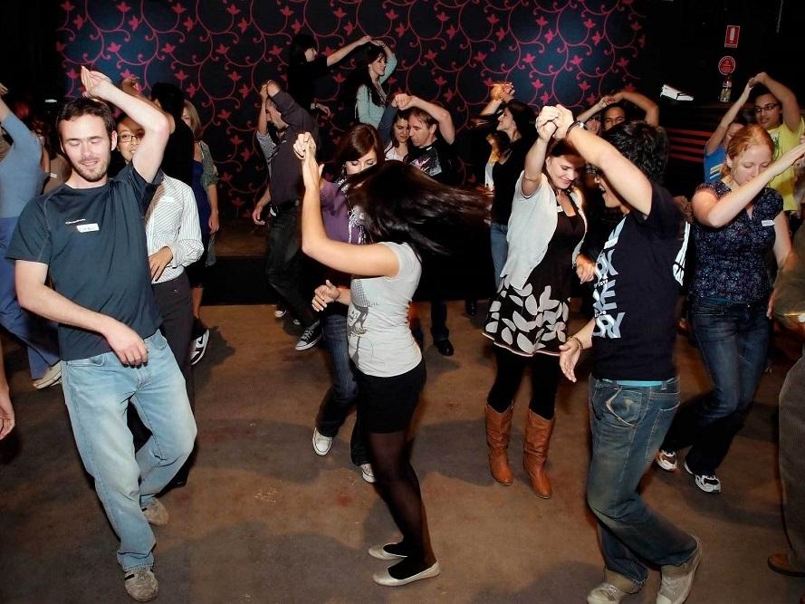 Salsa Dancing Class