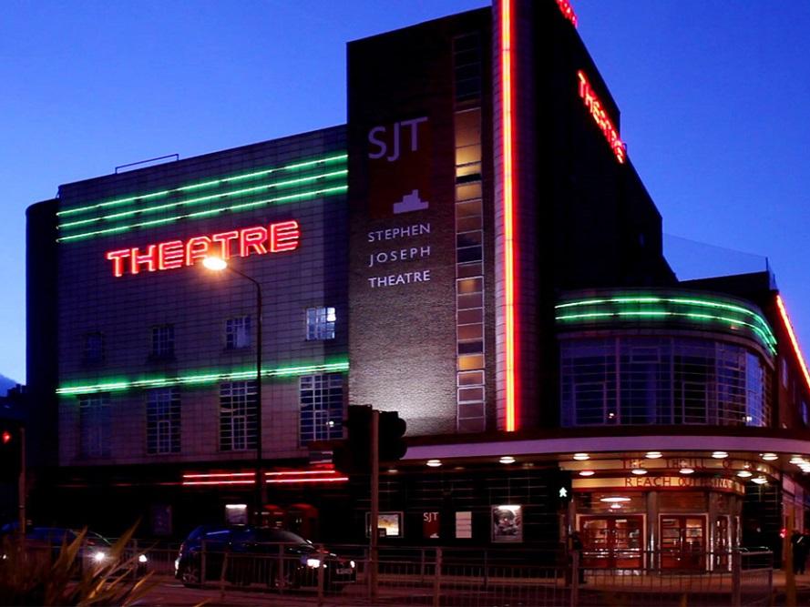 Scarborough Stephen Joseph Theatre