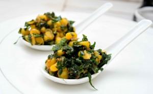 Corned vegetables