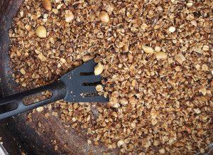 Nutmeg granola