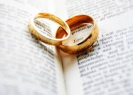 Marriage rings