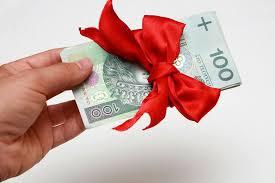 Parish Finances - Gift Aid - JAK TO WYGLĄDA