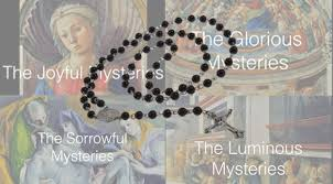 October: Month of The Holy Rosary