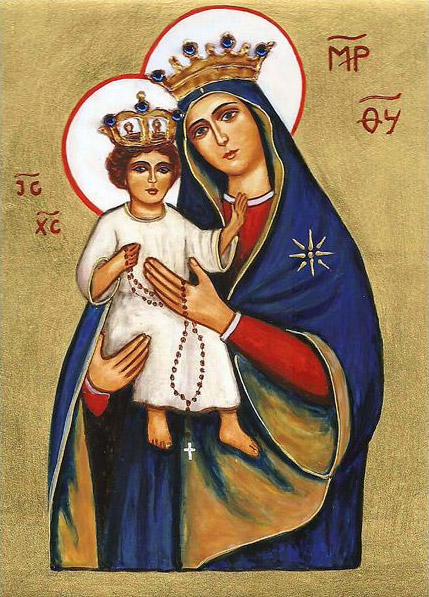 Parish Devotion for Wednesday 7th October 2020 – Month of The Holy Rosary –  Wednesdays