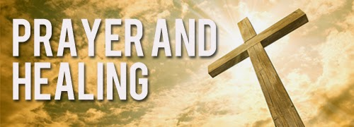 Worship Together – Healing and Prayer Ministry – 30th September 2019
