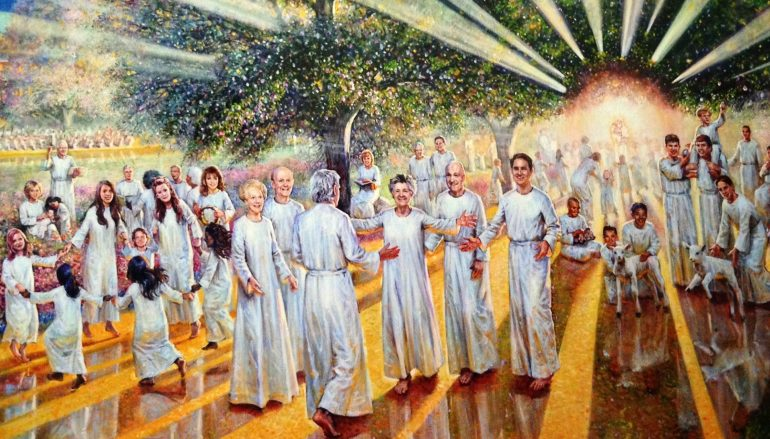 Parish Devotion for November 6th 2019 – Wednesdays – Month of the Holy Souls in Purgatory