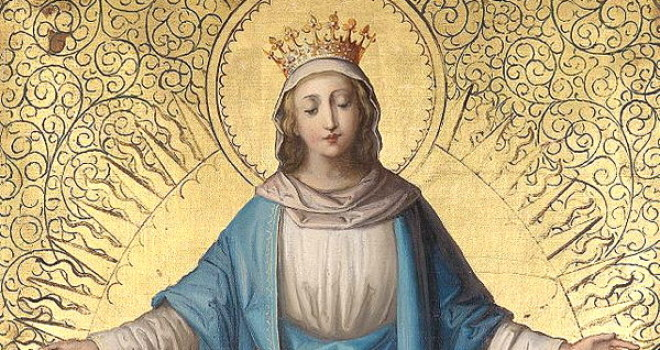 Daily Devotion Tuesday 4th May 2021 Our Lady The Blessed Virgin