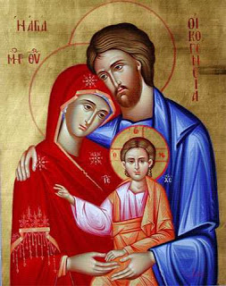 Daily Devotion Tuesday 16th February 2021 The Holy Family