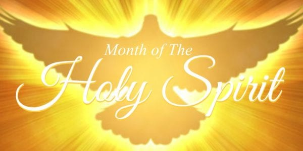 Month of Holy Spirit