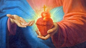 June: Month of The Sacred Heart of Jesus