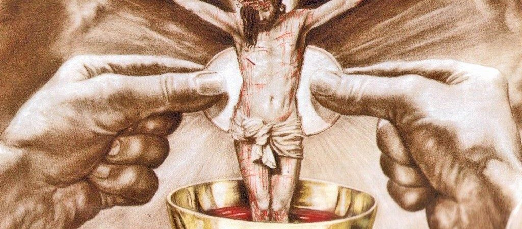 Parish Devotion for Friday 17th July 2020 – Month of the Precious Blood –  Fridays