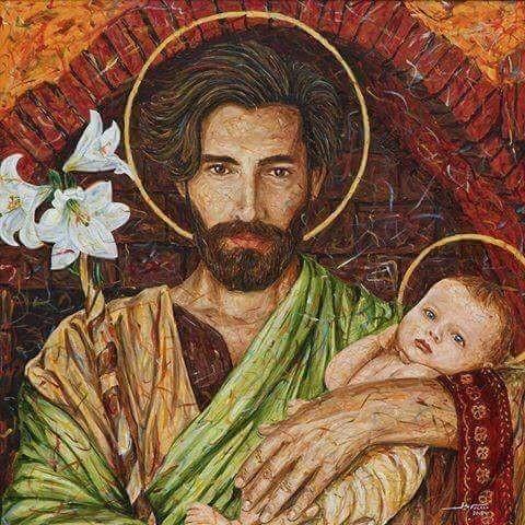 Daily Devotion Tuesday 2nd March 2021 Saint Joseph