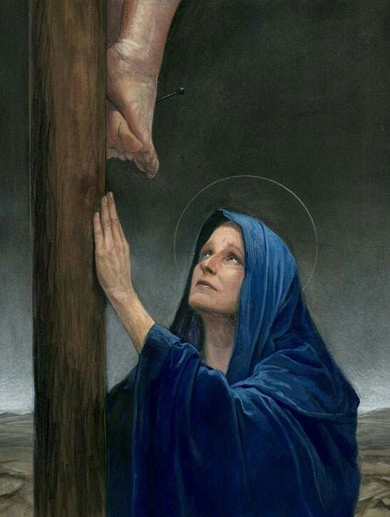Parish Devotion for Monday 7th September 2020 – Month of Sorrows –  Mondays