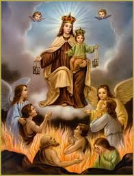 Parish Devotion for Saturday 21st November 2020 – Month of the Holy Souls in Purgatory –  Saturdays