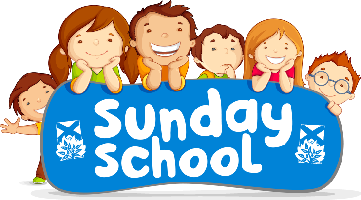 Sunday School after 10:15am Mass for all Children and Parents
