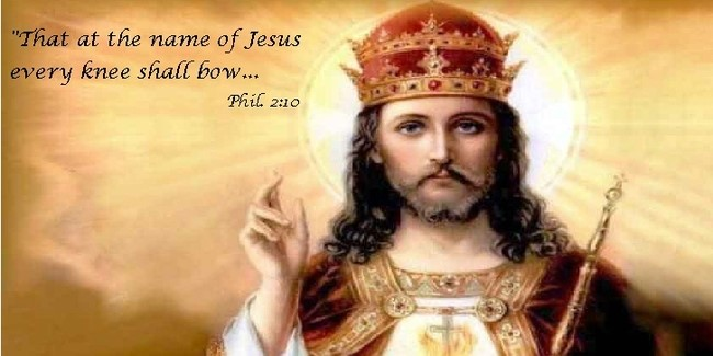 Daily Devotion Friday 1st January 2021 The Holy Name of Jesus