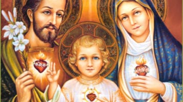 February: Month of The Holy Family