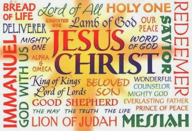 Daily Devotion Saturday 30th January 2021 The Holy Name of Jesus