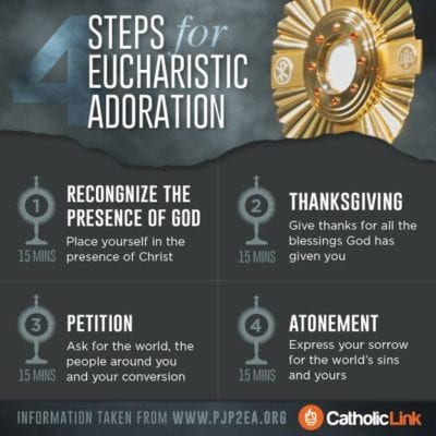 Eucharist Adoration