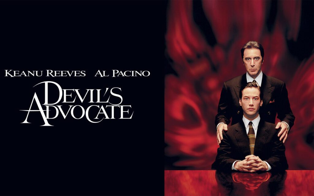 Film Night:  Introduction Night – 'The Devil's Advocate'