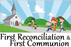 Important Notice - Timetable for First Communion Children