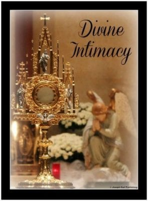 August Month of the Blessed Sacrament