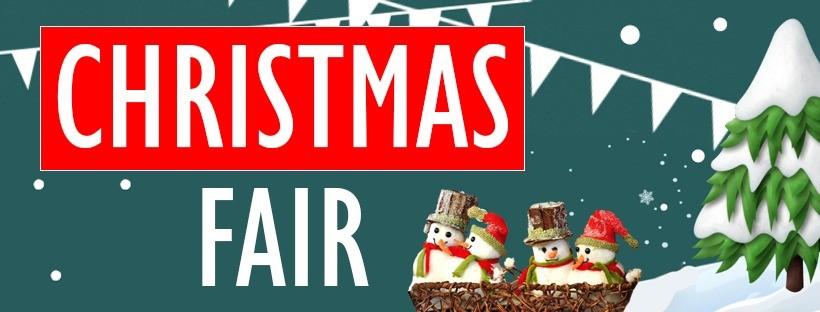 St Swithun's and OLOL Christmas Fair 30th November 2019