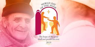 World Day of the Poor - Sunday 17th November Winchester