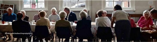 Ascent Group - A visit to the Southsea Group