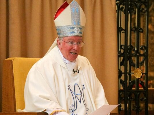 Bishop Philip Egan - Interview with ITV Meridian