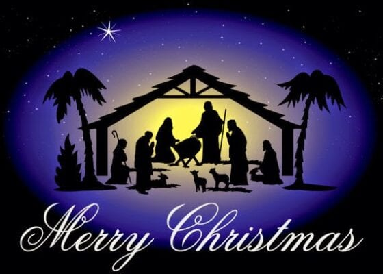 Merry Christmas from all at St Swithuns!!