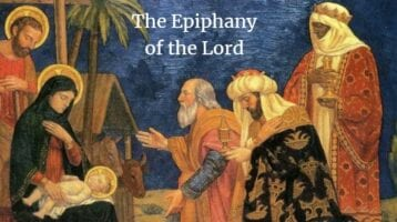 Newsletter: 3rd January 2021 - 2nd Sunday of Christmas & The Feast of Epiphany of the Lord