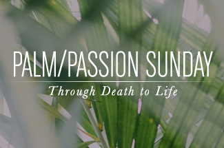 ON FACEBOOK ONLY – Daily Services Sunday 5th April 2020 PALM SUNDAY