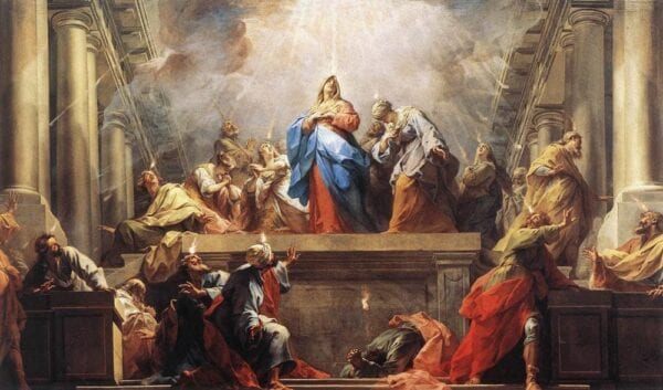 The Book of Acts and the Power of Pentecost