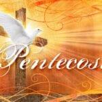 Newsletter: 31st May 2020 - Pentecost Sunday
