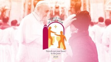 Pope Francis Message - 4th World Day of the Poor 2020