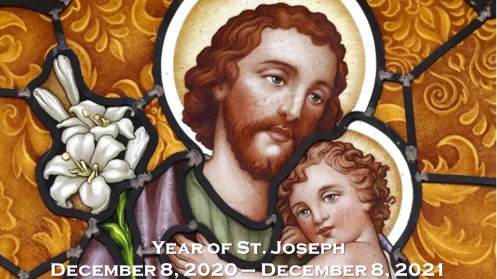 "Holy Hour – Pope Francis ""Year of Saint Joseph"""