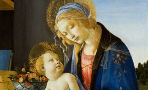 Mary Mother of God - Our Lady