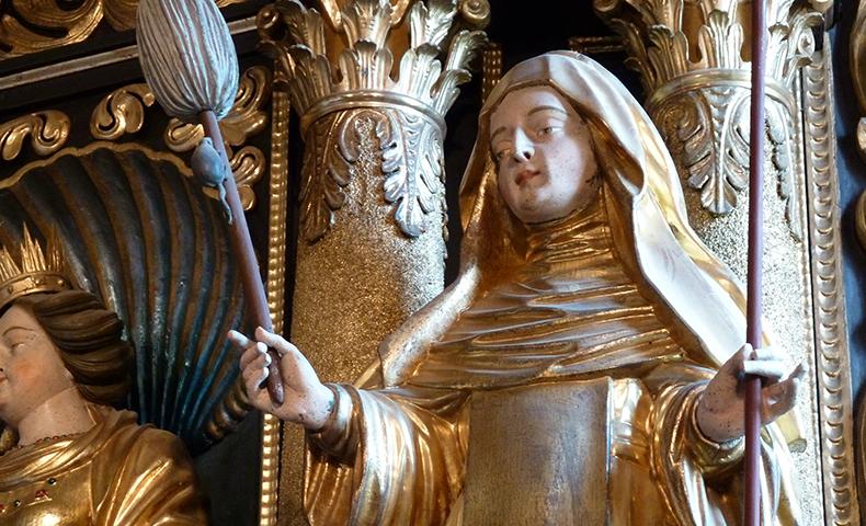 Saint Gertrude the Great