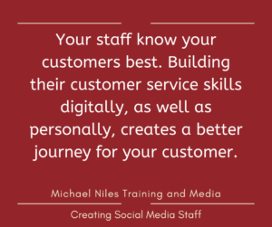 Benefits of Social Media Savvy Staff