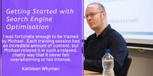 Search Engine Optimisation Workshop