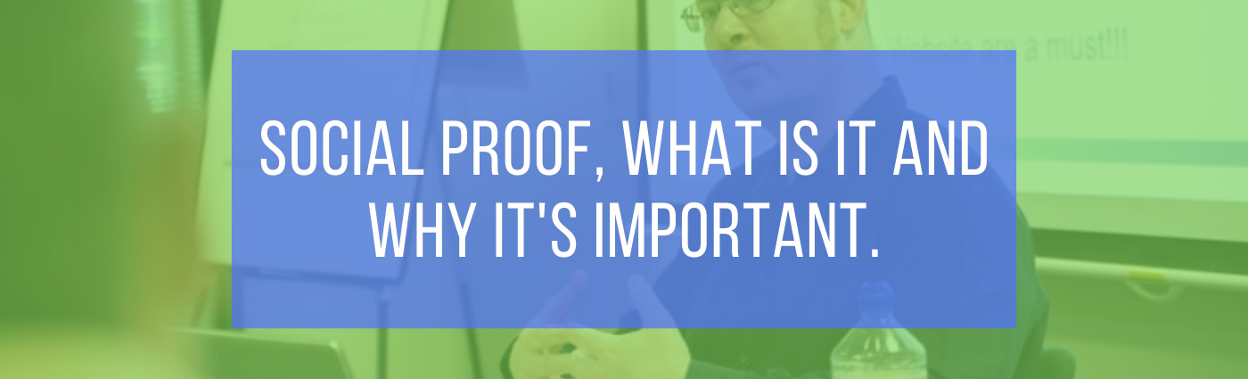 The Importance of Social Proof