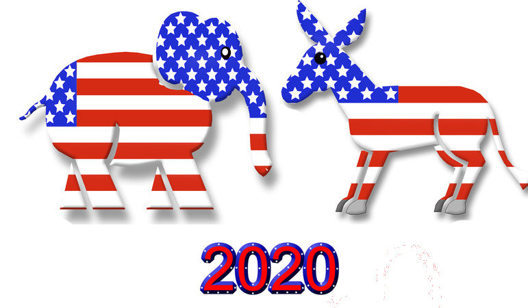 Election 2020 - Vinita Gupta Blog