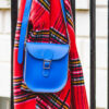 Brit-Stitch Milkman Satchel Bag