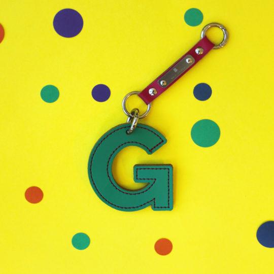 Brit-Stitch Alphabet Bag Charm