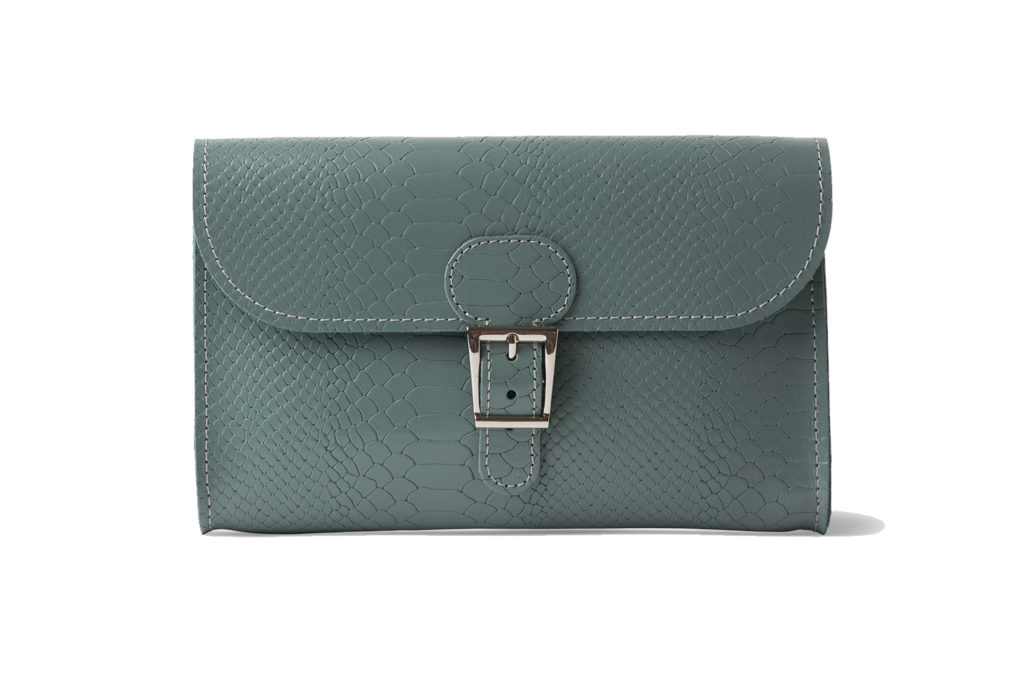 The Brit-Luxe Clutch Bag