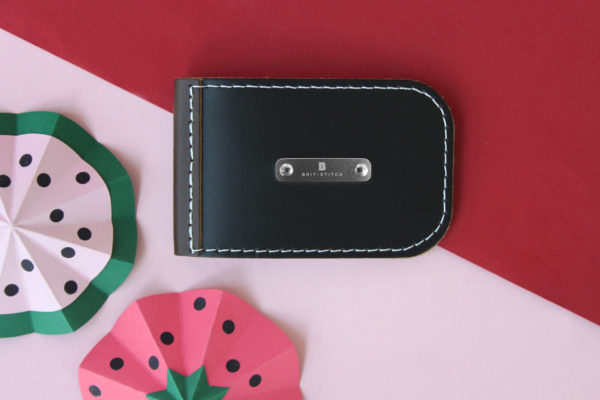 Brit-Stitch Milk Token Wallet