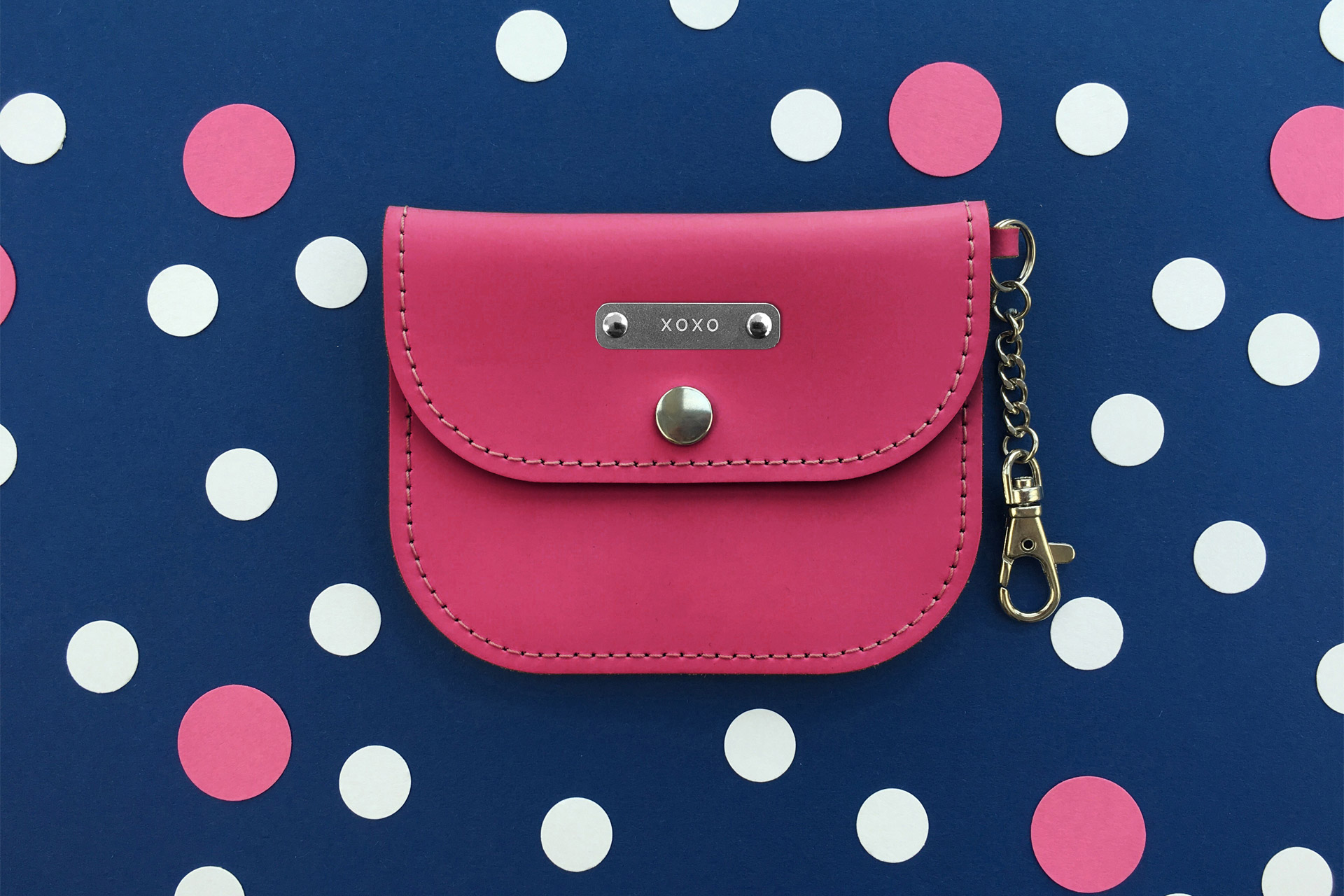 COIN PURSE JAZZY £23.00, £30.50 Personalised