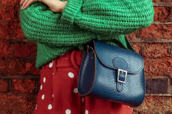 Brit-Stitch Brit-Luxe Shoulder Bag